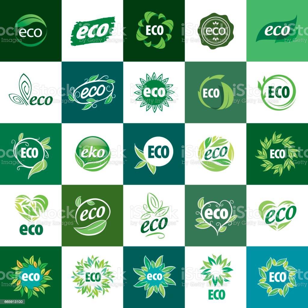 icon vector eco icon vector eco - immagini vettoriali stock e altre immagini di illustrazione royalty-free
