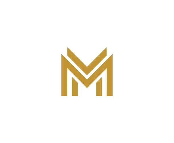 M-Symbol – Vektorgrafik