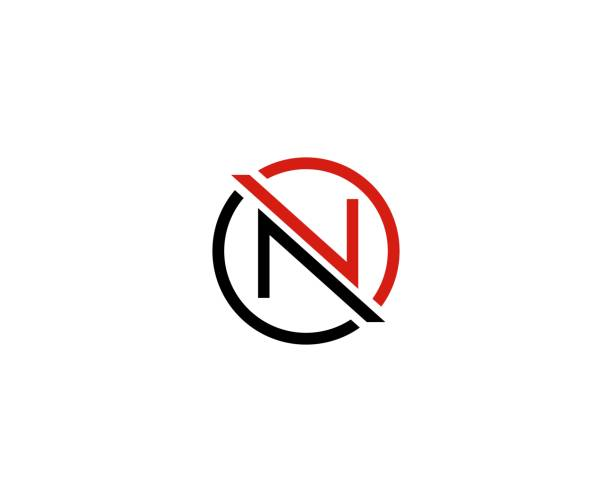 N Ikone – Vektorgrafik