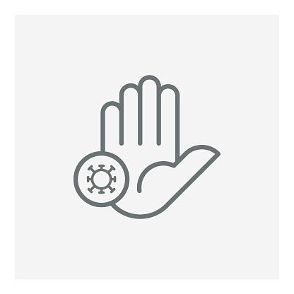 STOP COVID-19 icon