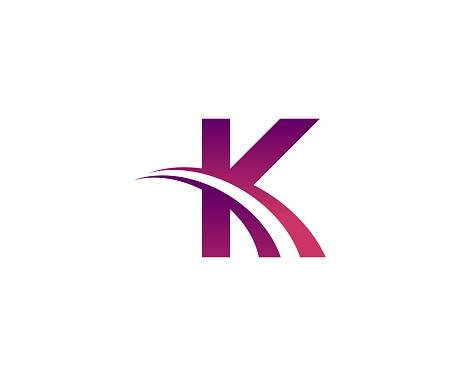 K 圖示向量圖形及更多乾淨圖片