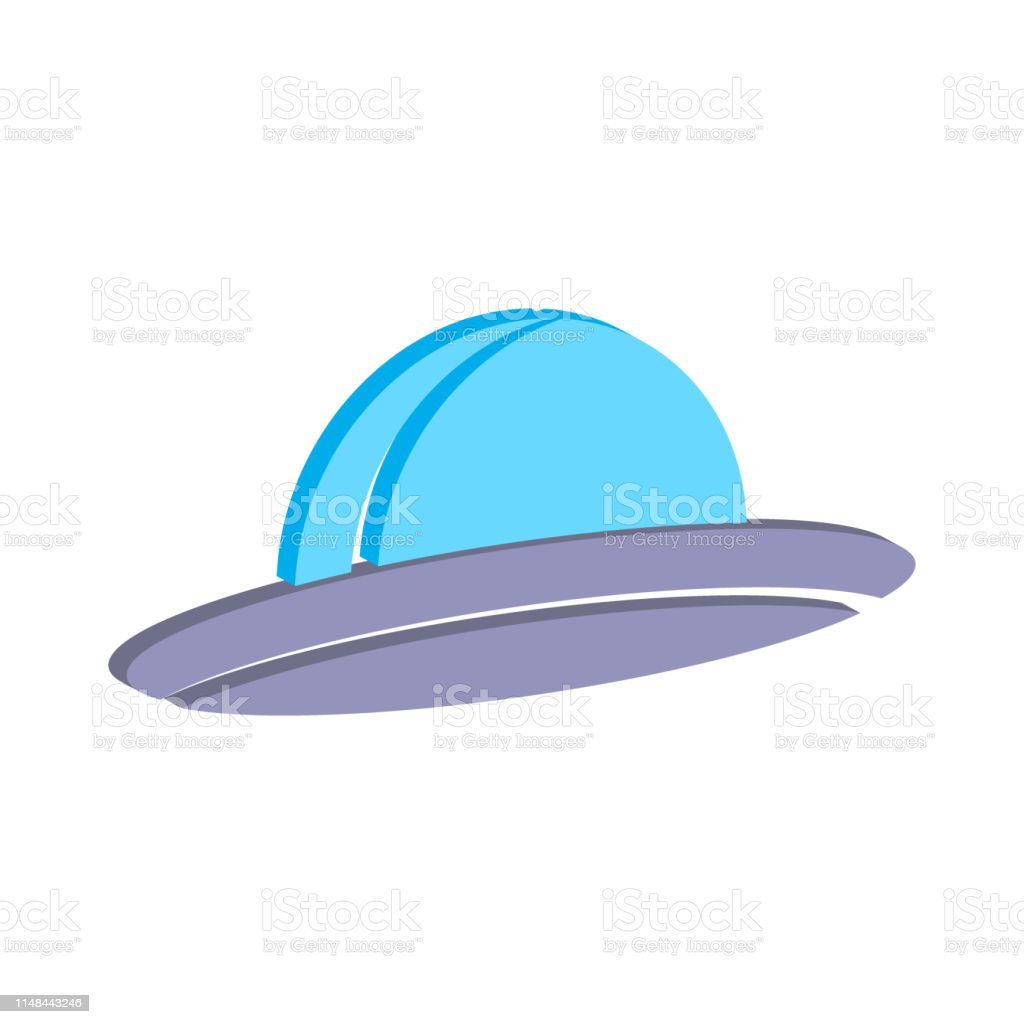 Ufo Iconisometric And 3d View Stock Illustration - Download