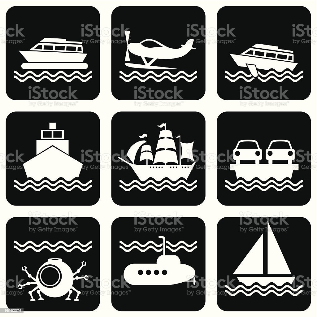 icons boat royalty-free icons boat stock vector art & more images of amphibious vehicle
