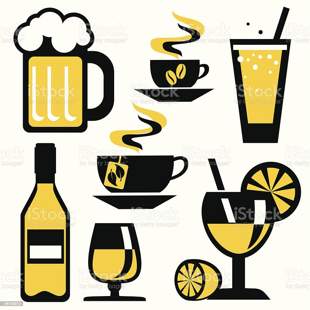 icons drink royalty-free icons drink stock vector art & more images of alcohol