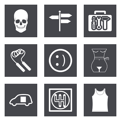 Icons for Web Design set 28