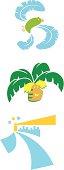Icons logos
