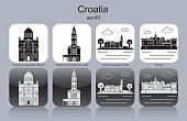 Icons of Croatia