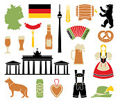 Icons Of Germany