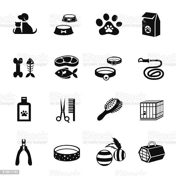 Icons set pet cat dog object vector id519971761?b=1&k=6&m=519971761&s=612x612&h=agrsyiuh5jqpdoxd53ztasbrmirphcwzqaynlhvumlm=
