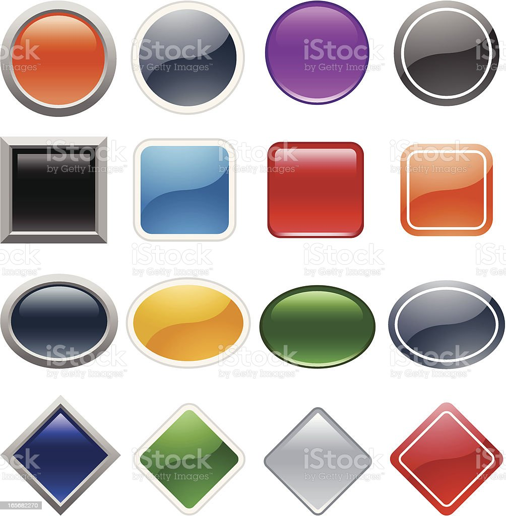 icons royalty-free icons stock vector art & more images of blue
