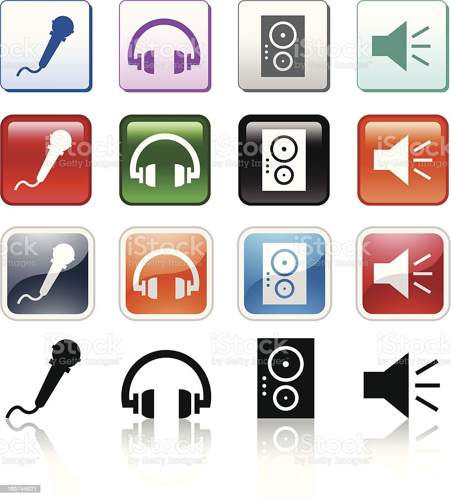 icons royalty-free icons stock vector art & more images of clip art