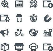 SEO, marketing, icons, web, e-commerce, icons