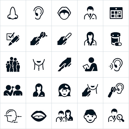 ENT Icons