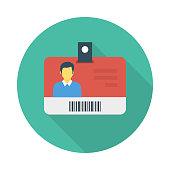 id  badge   card