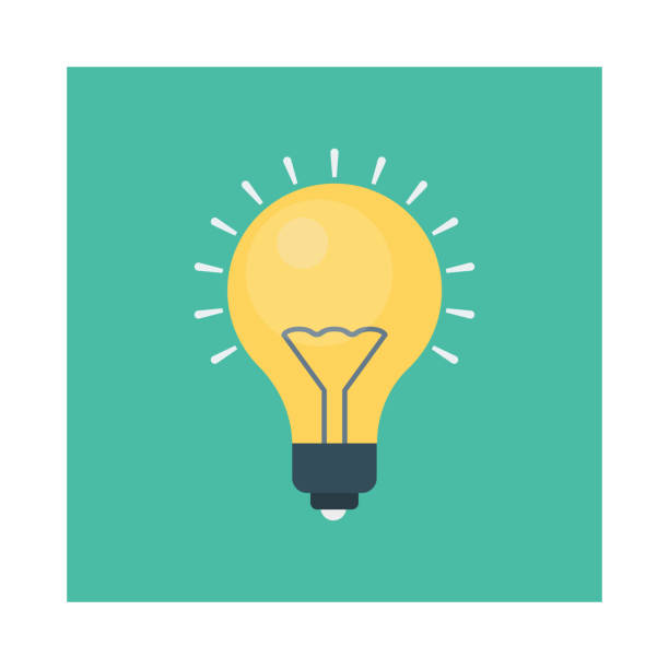 idea  creative   bulb idea  creative   bulb energy efficient lightbulb stock illustrations