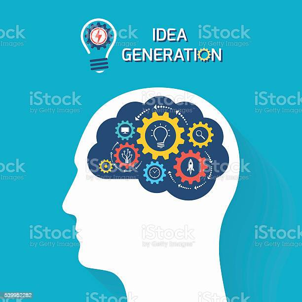 Idea generation and startup business concept vector id539952282?b=1&k=6&m=539952282&s=612x612&h= u89kdncpdz5urfmcg7dnf29dprwbzkyt5tmd byzfu=