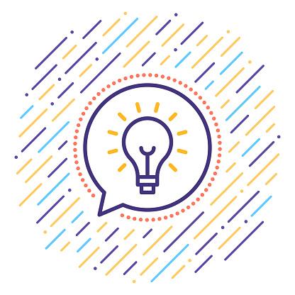 Idea Line Icon