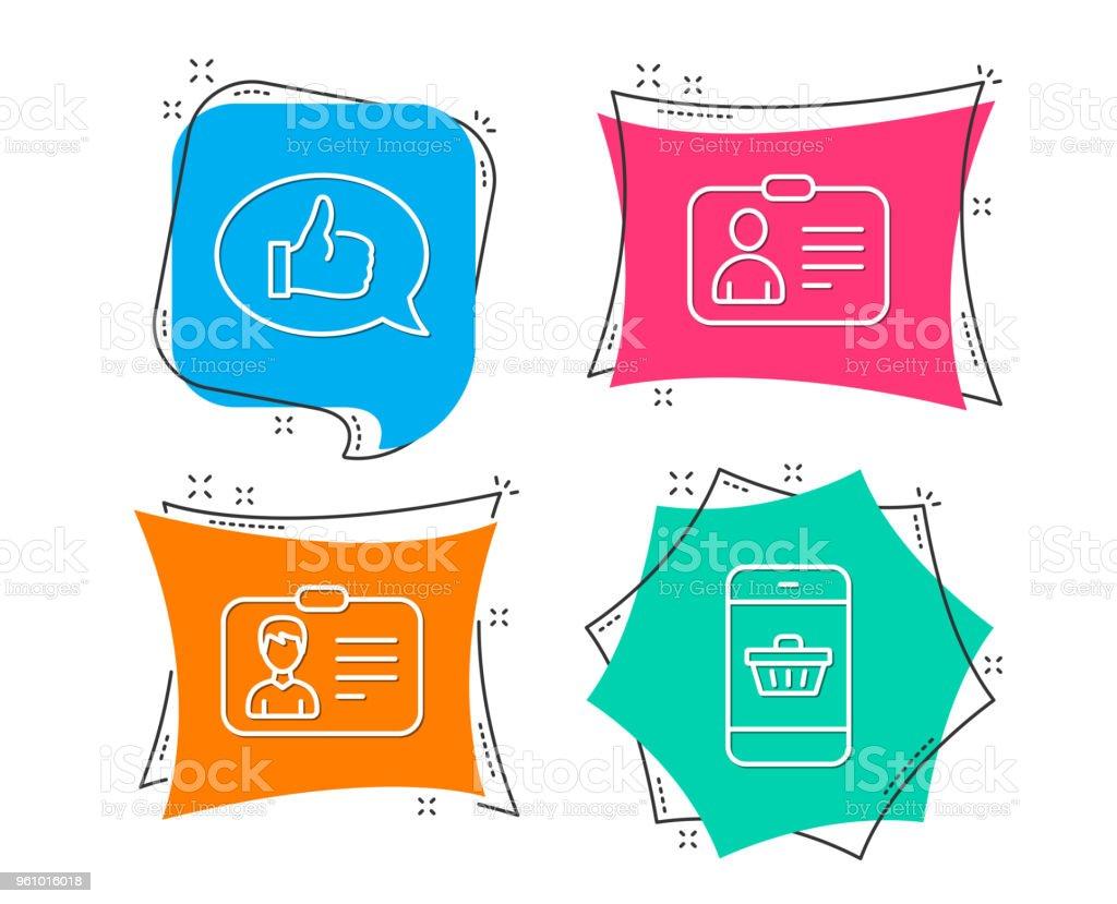 Icones De Carte Didentite Carte Didentite Et Vos Commentaires