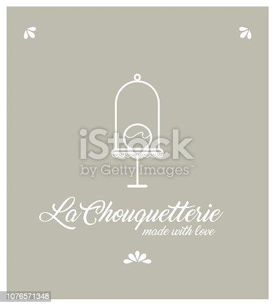 istock identité graphique, identité visuelle, logo, marque, pâtisserie, pâtissier, nourriture, chouquette, gâteau 1076571348