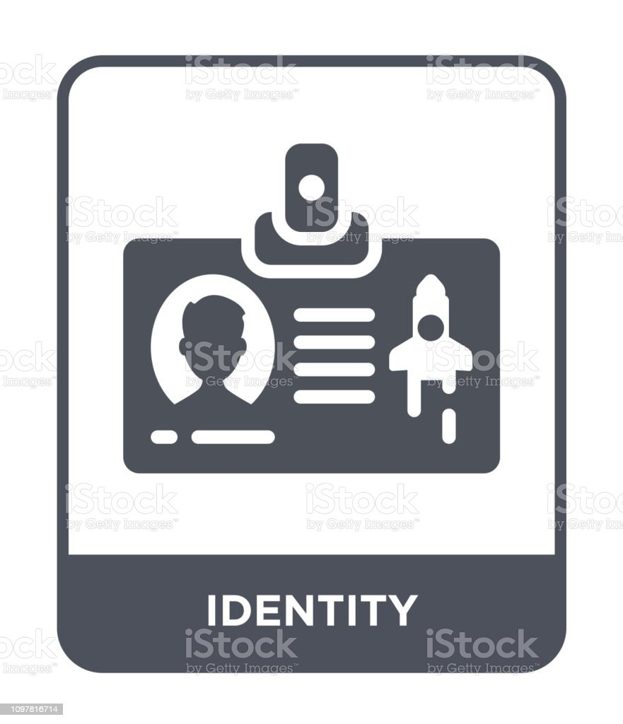 identity icon vector on white background identity trendy filled icons from startup stategy and success collection stock illustration download image now istock https www istockphoto com vector identity icon vector on white background identity trendy filled icons from startup gm1097816714 294824200