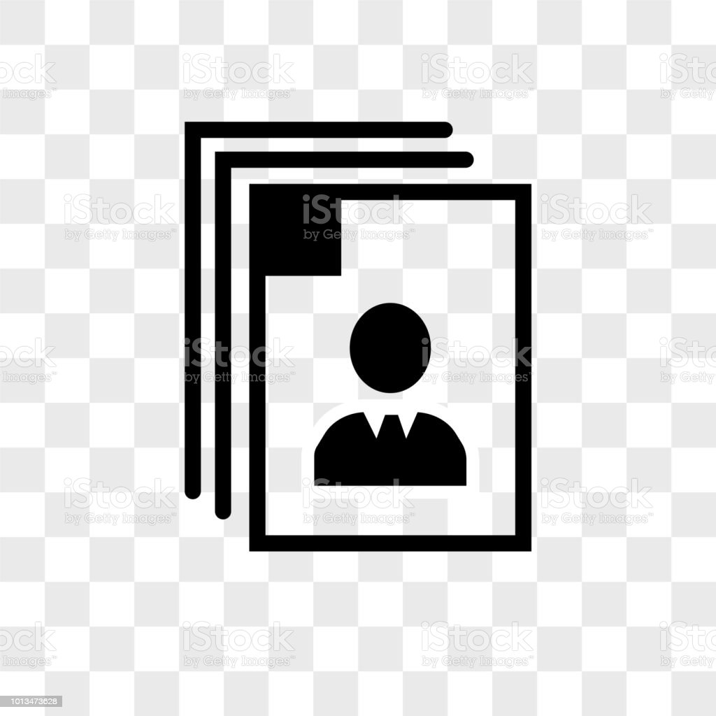 identity on personal images vector icon on transparent background identity on personal images icon stock illustration download image now istock identity on personal images vector icon on transparent background identity on personal images icon stock illustration download image now istock