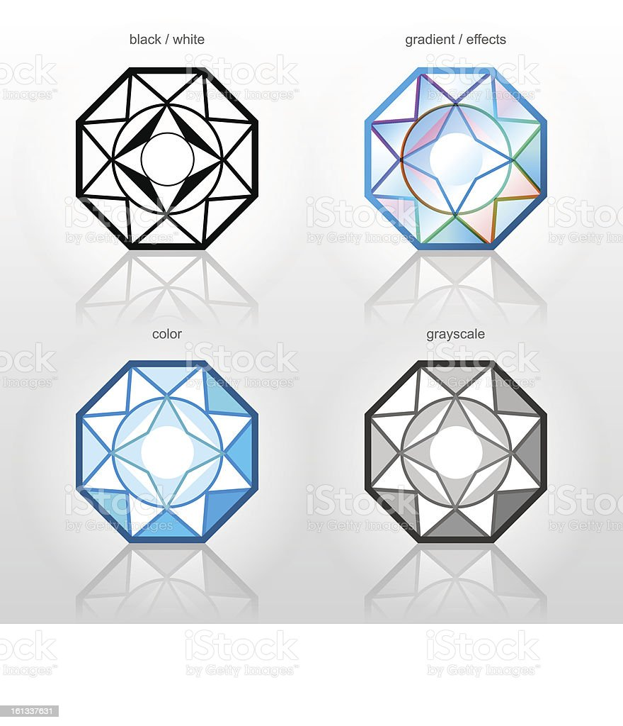Identity sign for jewelry industry companies royalty-free identity sign for jewelry industry companies stock vector art & more images of adamant mountains