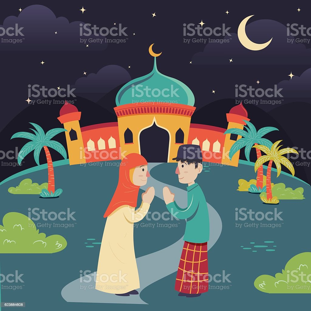 Idul fitri illustration stock vector art more images of art idul fitri illustration royalty free idul fitri illustration stock vector art amp more images kristyandbryce Images