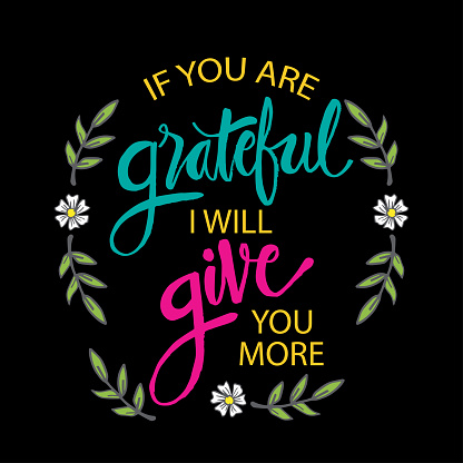 If you are grateful i will give you more. Islamic quran quotes.