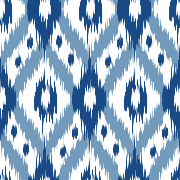 Best Ikat Illustrations, Royalty-Free Vector Graphics