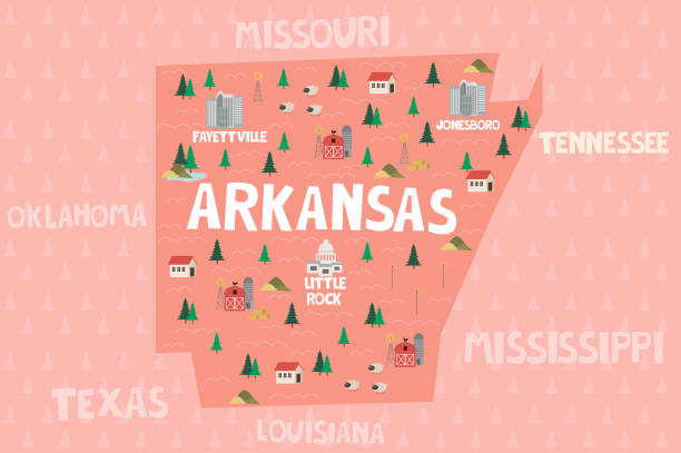 Top 60 Fayetteville Arkansas Clip Art, Vector Graphics and ...