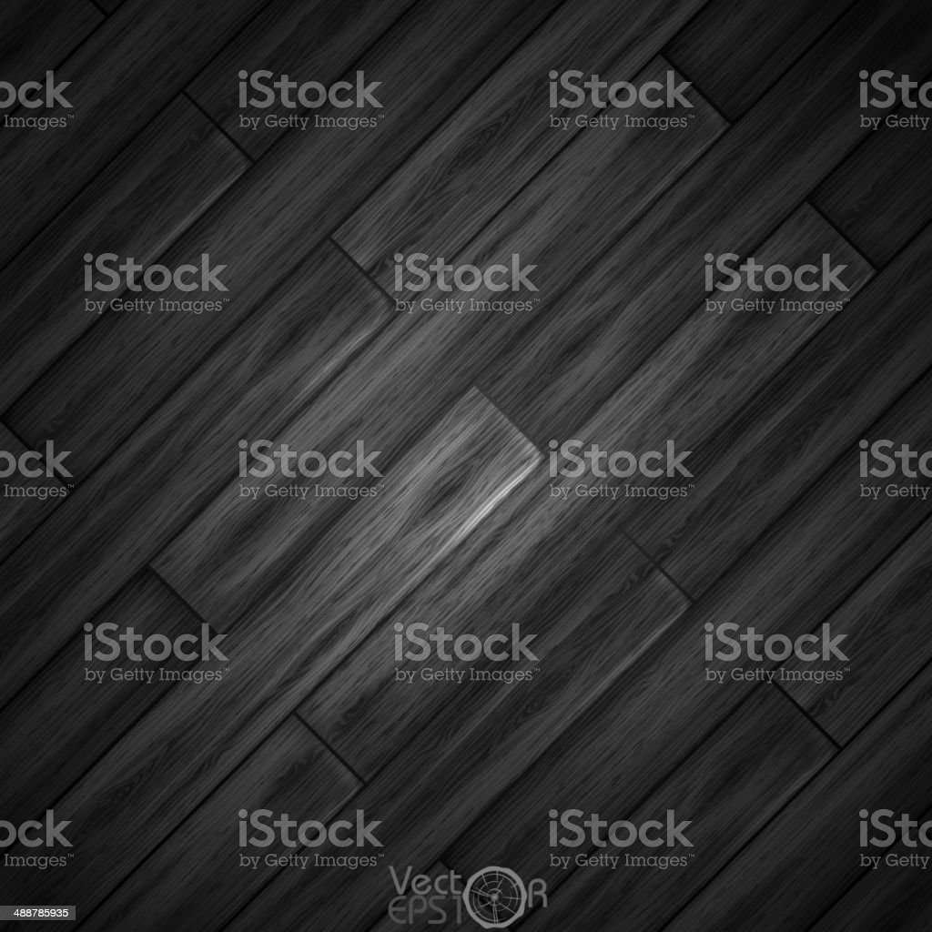 Illustrated wood parquet texture. royalty-free stock vector art