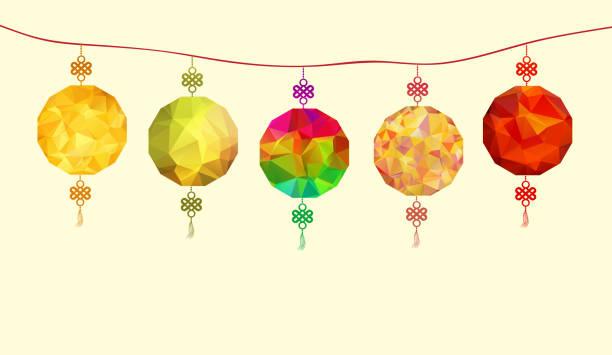 Best Chinese Lantern Festival Illustrations, Royalty-Free ...
