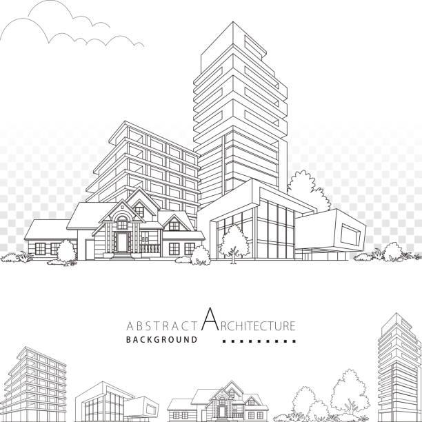 3d插圖建築裝飾設計。 - 圖畫 藝術品 幅插畫檔、美工圖案、卡通及圖標