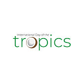 Illustration design of International Day of the Tropic. We are the topics