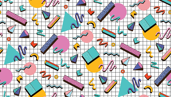 Texture and pattern stock illustrations