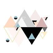 illustration - geometric figures