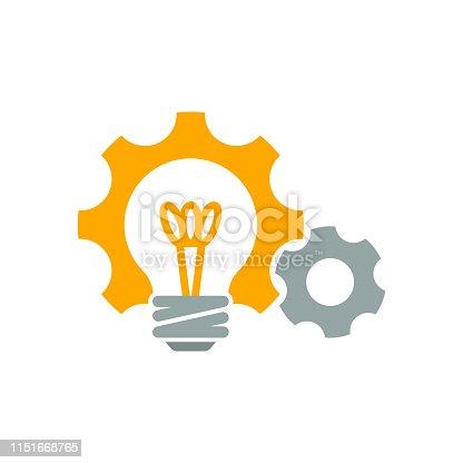 Illustration icon for idea development