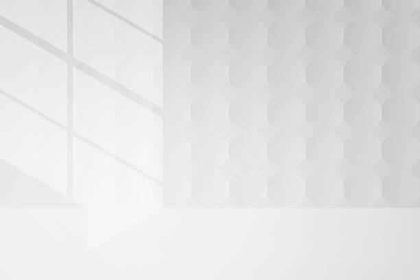 illustrations, cliparts, dessins animés et icônes de lumière d'illustration et fenêtre d'ombre - architecture intérieure beton