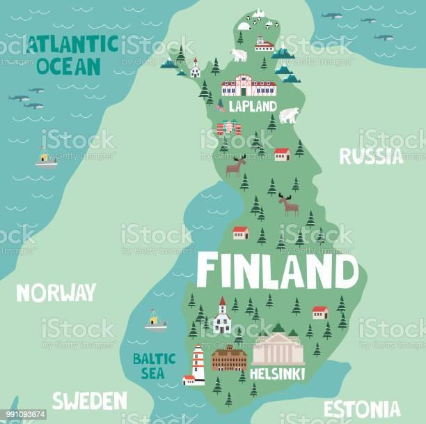 Illustration map of finland vector id991093674?b=1&k=6&m=991093674&s=612x612&h=nmbofaygibcjjeyhavjccnxlkcrbp9 zlxfckork7fk=