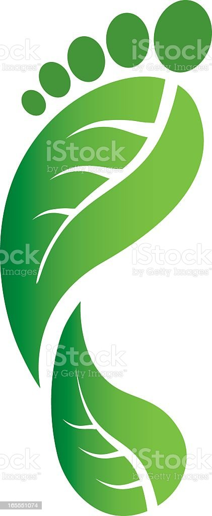 Illustration of a cartoon footprint royalty-free illustration of a cartoon footprint stock vector art & more images of carbon footprint