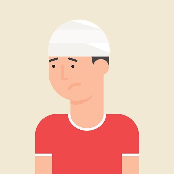 Best Head Injury Illustrations, Royalty-Free Vector Graphics & Clip Art - iStock
