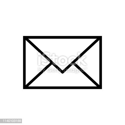 Illustration of an email.