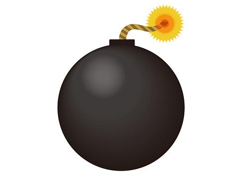 Ilustración de Ilustración De Las Bombas y más Vectores Libres de Derechos de Armamento