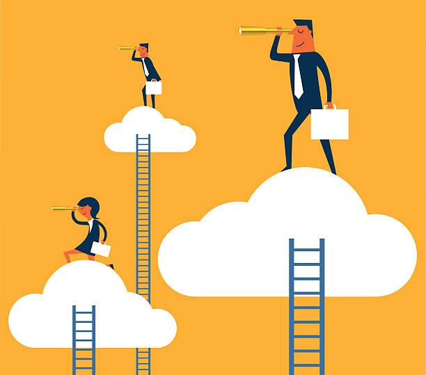 Suche nach Stellenangeboten – Vektorgrafik
