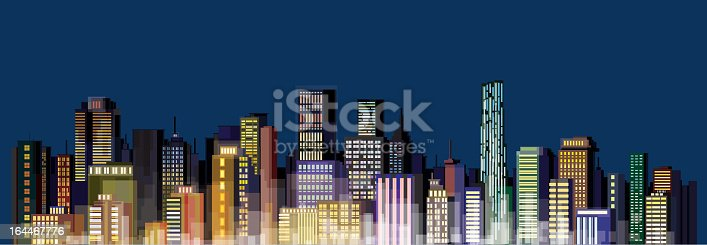 Background is my creative handdrawing and you can use it for town's, city's design, without gradients and transparency,  made in vector, Adobe Illustrator 8 EPS file.