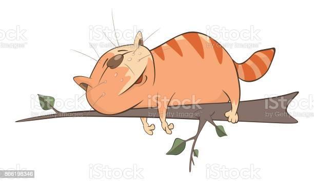 Illustration of cute cat cartoon character vector id866198346?b=1&k=6&m=866198346&s=612x612&h=ymr5xcby9gamu4puvrrpvm th8agq1m7faei4yf3ubs=