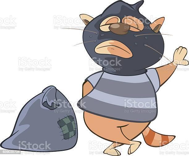 Illustration of cute cat gangster cartoon character vector id639035706?b=1&k=6&m=639035706&s=612x612&h=ali mmbit7ehhfwoaabku9kutnqja6u6p ofd6qhqag=
