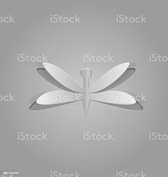 Illustration of dragonfly cut from paper vector id490140420?b=1&k=6&m=490140420&s=612x612&h=buxitr9vvuusz8kweofsg lqiayrsjrxxrymb8dgjpu=