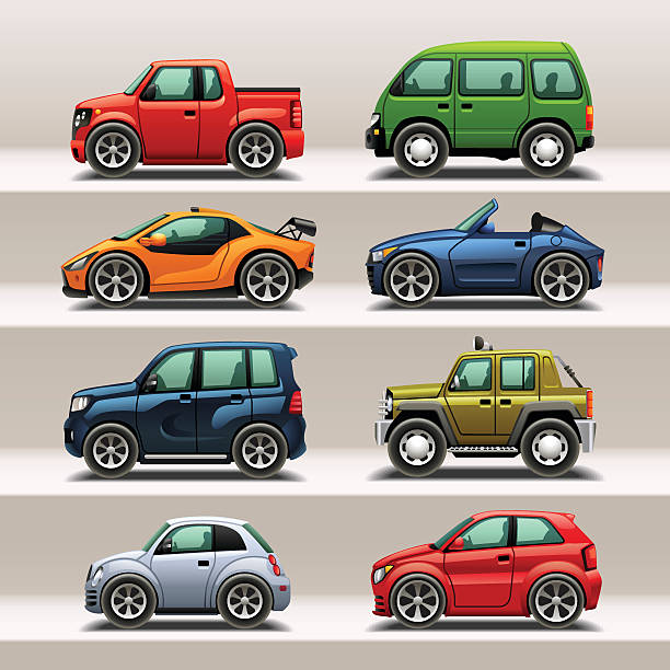 Best Toy Car Illustrations, Royalty-Free Vector Graphics ...