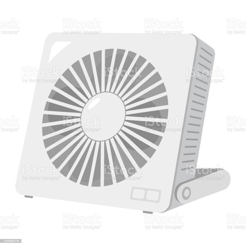 扇風機のイラスト イラストレーションのベクターアート素材や画像を